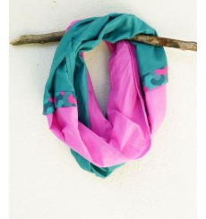 Нежен летен шал от Артелие Аелита