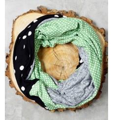 Есенно зимен шал яка от Артелие Дивит
