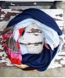 Плътен есенен шал от Артелие Цветопис