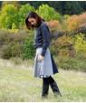 Къса, широка ежедневна пола с джобове от Артелие Turbulence