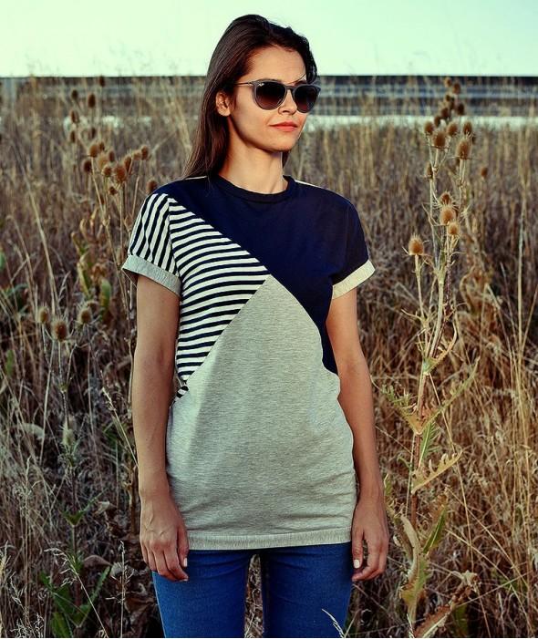 Дамска Тениска Blue Mood
