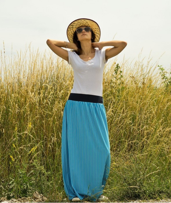 Long Summer Skirt Bahia