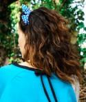 Синя Пролетна Дамска Блуза Melody