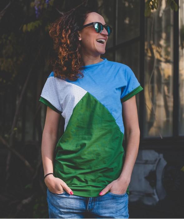 Дамска Тениска Green Mood