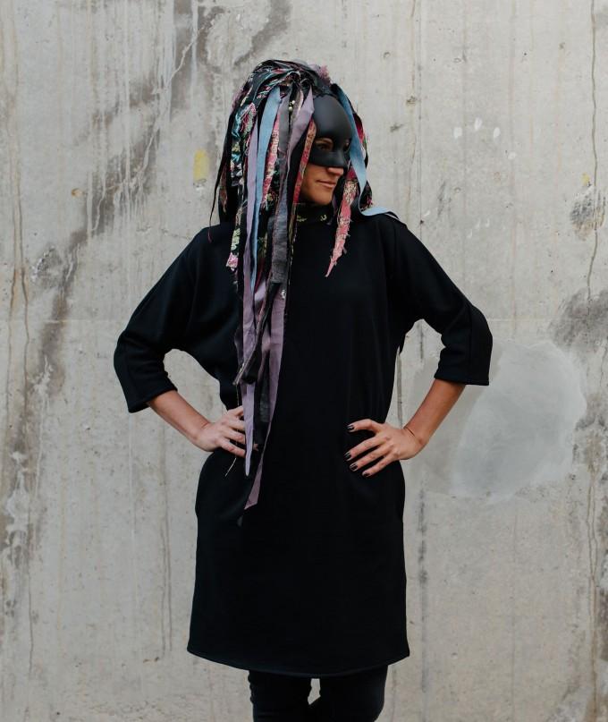 Black Top Dress Zanni