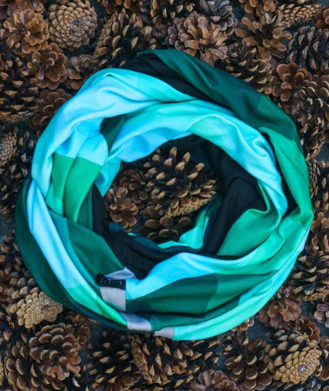Long Infinity Scarf Foresta