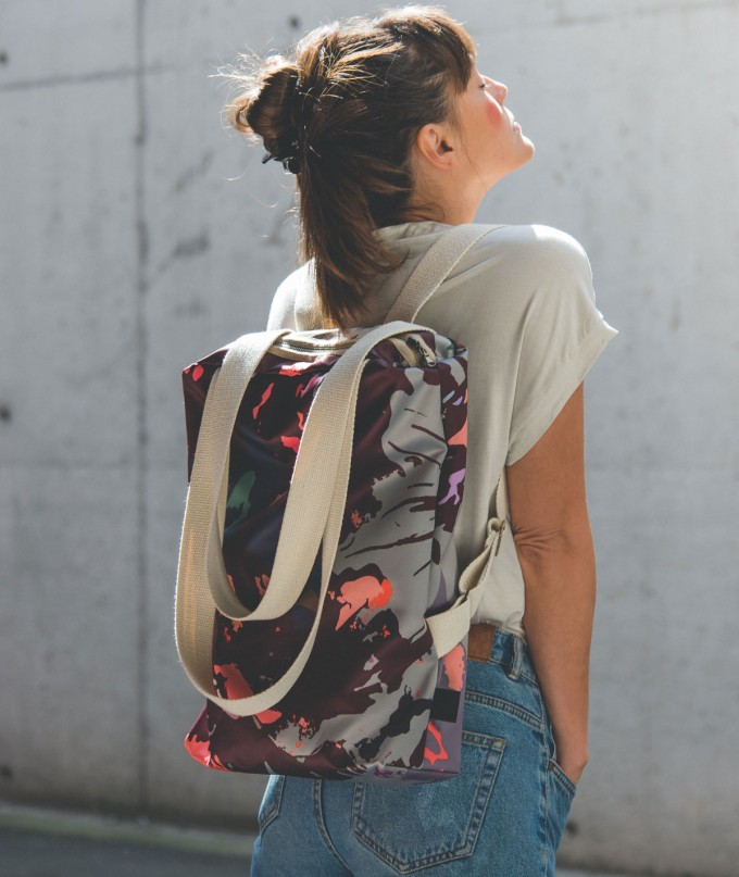 Tote Bag Backpack Kyoto