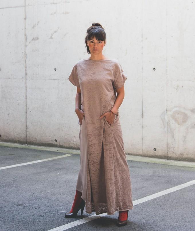 Long Elegant Dress Arashiyama