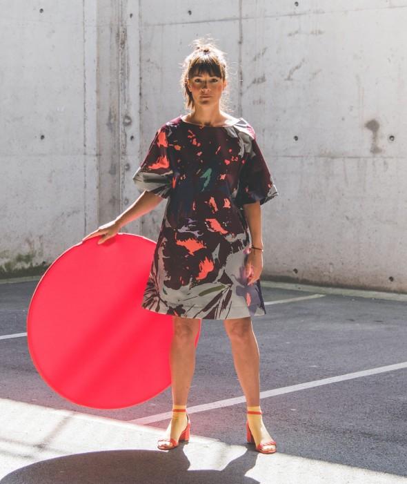 Short Dress Tunic Himeji